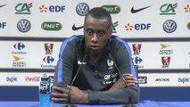 Foot - Euro - Bleus : Matuidi «On n'est pas les meilleurs, ni les plus mauvais»