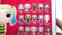 Suicide Squad Joker & Harley Quinn Hot Topic EXCLUSIVE Funko POP! Unboxing & Review