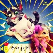 Pyar Ki Video Song HOUSEFULL 3 Chipmunk Version Talking Tom