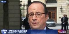 Hollande : «C'est l'Amérique qui a été frappée mais c'est aussi la liberté»