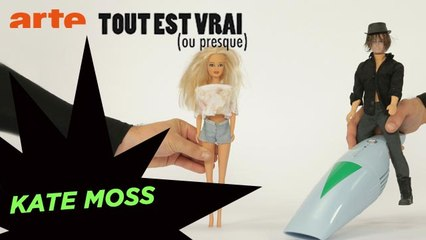 Kate Moss - Tout est vrai (ou presque) - ARTE