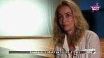 """Emmanuelle Béart endeuillée par la mort de son père Guy Béart, """"on ne s'en remet pas"""" (vidéo)"""