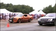 BMW M6 Noelle Stroker vs Mercedes-Benz CL65 AMG Evotech