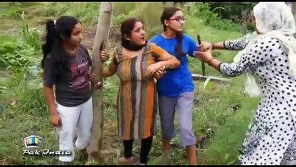 Punjabi Girls Fight ust Watch By Pak India Tv