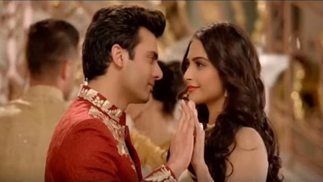 Fawad Khan Romances Sonam Kapoor In Pak Advertisement | Watch Video