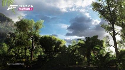 Trailer E3 2016 de Forza Horizon 3