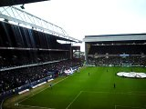 Half time - Rangers Vs celtic - Ibrox stadium - 28/02/10
