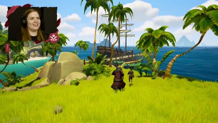 Sea of Thieves - Gameplay E3 2016 de Sea of Thieves