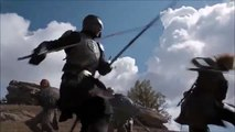 game of thrones: tower of joy, Ned stark vs Ser Arthur Dane