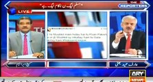 Arif Hameed Bhatti's reaction on Bilawal Butto's Tweet and Pervez Rasheed bowing in front of Khursheed Shah today