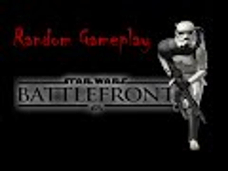 A random match of Supremacy on Jundland Wastes | Star Wars Battlefront (No Voice)