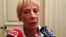 Pierrette Mazza, l'avocate de la mère d'Alexandre, à l'issue de la 5e journée du procès