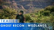 Tom Clancy s Ghost Recon : Wildlands Trailer de gameplay E3 2016