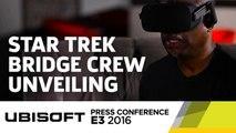 Star Trek Bridge Crew Stage Show - E3 2016 Ubsisoft Press Conference