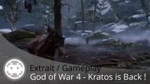 Extrait / Gameplay - God of War 4 (Gameplay Kratos E3 2016)
