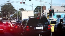 Winter works to remove level crossings on the Belgrave-Lilydale line in Melbourne