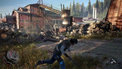 Days Gone - Gameplay E3 2016 de Days Gone