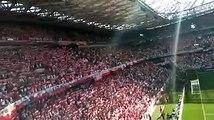 Polska vs Northern Ireland -Euro 2016- Hym Polski