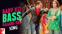 Baby Ko Bass Pasand Hai Song - Sultan - Salman Khan - Anushka Sharma - Vishal - Badshah - Shalmali
