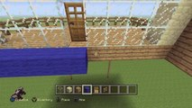 [minecraft xbox]EP:1 building stampys house part1