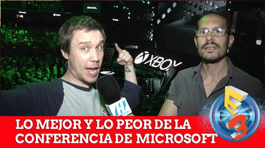 E3 2016 - Lo mejor y lo peor de la conferencia de Microsoft