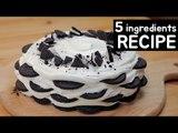 설명)오레오 아이스박스 케이크 만드는법 Oreo Ice Box Cake アイスボックスケーキ  [스윗더미 . Sweet The MI]