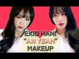"""(ENG) EXID 하니 """"아예"""" 뮤비 메이크업 // EXID HANI """"AH YEAH"""" MAKEUP TUTORIAL"""