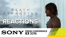 Death Stranding - E3 2016 GameSpot Post Show