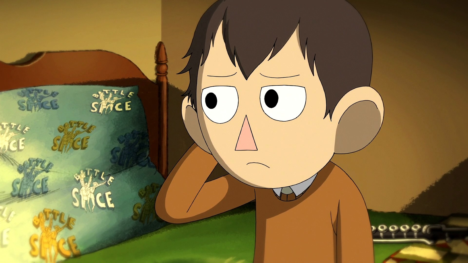 Over The Garden Wall Episode 9 Chapter 9 Into The Unknown Hd
