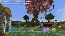 Minecraft pe || server || finecraft || the bridges,lucky wars