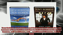 FREE PDF  Tony Robbins Tony Robbins and Self Esteem for WomenTop Life Lessons of Tony Robbins and  BOOK ONLINE
