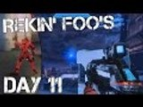 Rekin' Foo's - Halo 4 [Halo Day 11] (Halo MCC Gameplay)