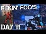 Rekin Foos - Halo 4 [Halo Day 11] (Halo MCC Gameplay)
