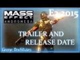 E3 2015 | Mass Effect: Andromeda Trailer | EA