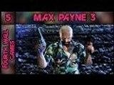 Max Payne 3 - Part 5: Sniping - PC Gameplay Walkthrough - 1080p 60fps