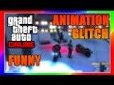 GTA 5 Online *AMAZING* Bike Animation Glitch - GTA 5 (Xbox One, PS4, PS3, Xbox 360 & PC)