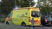 A1 Ambulance 20-130 Met Spoed Naar Volckaert De Dongepark Dongen Afdeling Lavendelhof