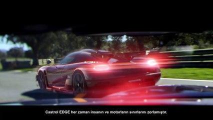 Castrol EDGE #CloneRival   Koenigsegg One:1