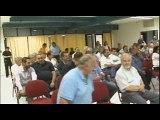 Ο Ανδρέας Κατσανιώτης στη Θήβα στο πλαίσιο του μετασυνεδριακού διαλόγου στη ΝΔ.