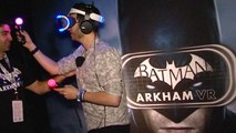 E3 2016 : Batman Arkham VR, nos impressions dans la peau du justicier de Gotham