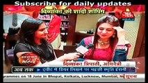 Yeh hai mohabbatein-ISHITA ( Divyanka Tripathi ) ki Shaadi ki Shopping-14th june 16