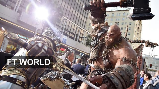 Warcraft a blockbuster in China