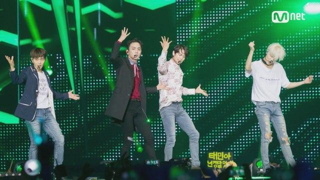 [KCON 2016 France×M COUNTDOWN] 샤이니 (SHINee) _ View