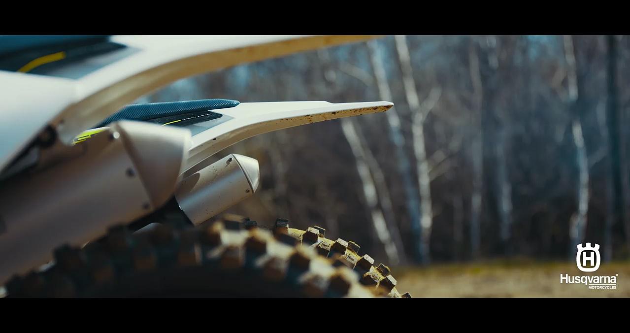 Husqvarna Motocross Models 2017