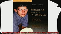 favorite   Reading Dont Fix No Chevys Literacy in the Lives of Young Men