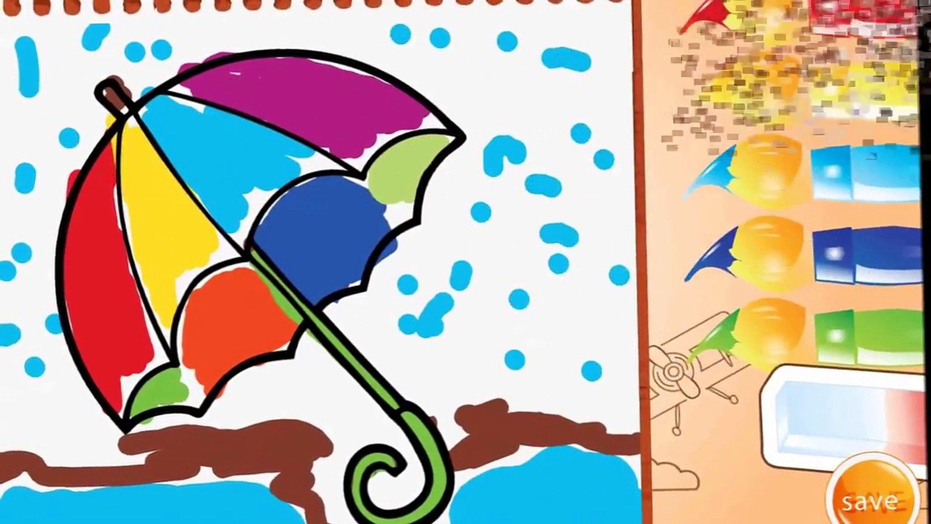 Coloring Book for kids - FingerPen coloring games for Kids ...