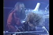YOSHIKI &小室哲哉  『背徳の瞳』 ライブ V2