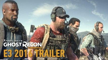 Tom Clancy's Ghost Recon Wildlands - Trailer  Il Cartello - E3 2016