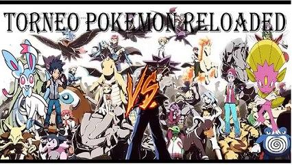 Torneo Pokemon Reloaded:Ronda 1 Pelea 8:Elias Medina VS Diego Alves
