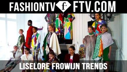 Paris Fashion Week F/W 16-17 - Liselore Frowijn Trends   FTV.com